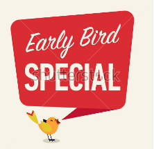 "Early bird specials and ""How many specialists are you seeing this week?"""