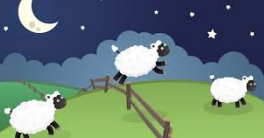 Sleep – Counting sheep just doesn't cut it!