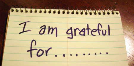 "Having ""WOW"" Eyes — Developing a Gratitude Habit"