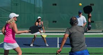 Join the Pickleball Craze!