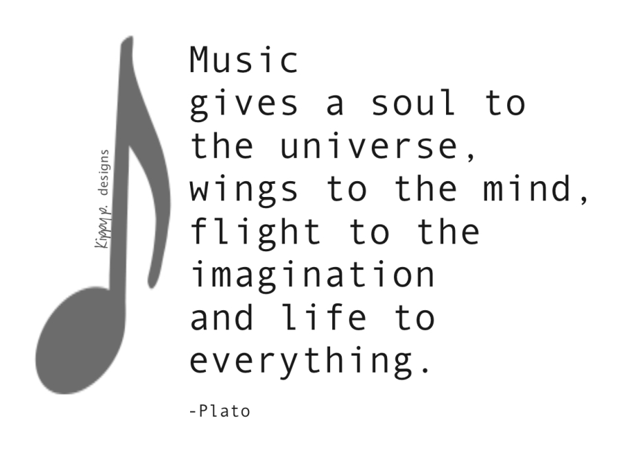 Music is Chicken Soup for the Soul