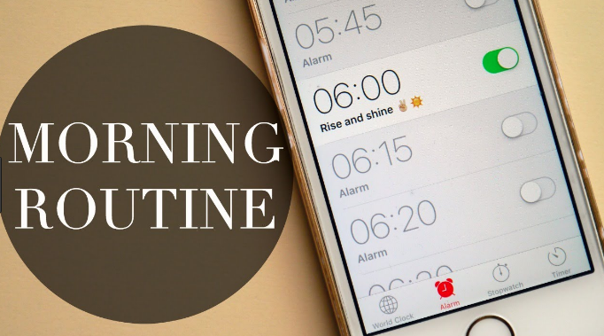 Morning Routines: Developing Habits to Invigorate Your Day