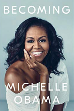 Book Review-Becoming-by Michelle Obama